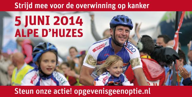 Vrijwilligersplanning Stichting Alpe d'HuZes